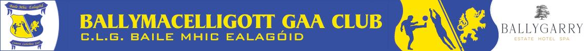 Ballymacelligott GAA Club