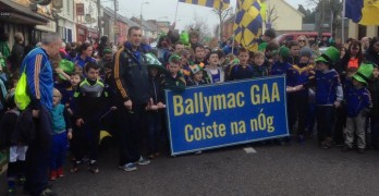 Ballymac Coiste na nÓg Committee : Thanks all involved