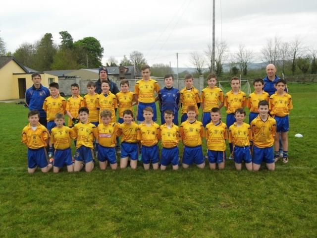 U14B Féile team 2016