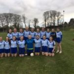 Ballymac Girls v Glenflesk u16 League Tuesday 04th of April