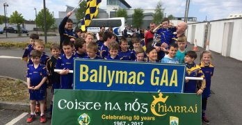 Congratulations to the Ballymac U12 C team