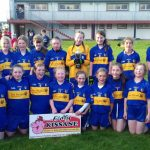 Under 12 Girls Blue team North Kerry Div 1 champions !