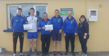 Ballymac GAA shows support for Mental Health Awareness