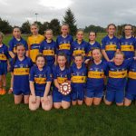 Ballymac Under 12 Girls are The North Kerry Div 1 Champions