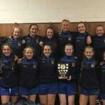 The Rose Hotel County League Division 2 Under 14 Girls Final, Fitzgerald Stadium, Killarney.