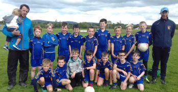 Under 10 Boys make it to the Final of The John Mitchells Blitz